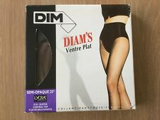 DIM DIAM'S FRENCH CUT PANTYHOSE 25 DENIER PURCHASED IN FRANCE NIP COLOR SQUIRREL