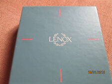 New In Box Beautiful Lenox Heart Dish Decorated with 24K Gold