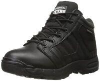 """Original S.W.A.T. 125401 Men's Metro Air 5"""" Wp Side-Zip Men's Boot - Black"""
