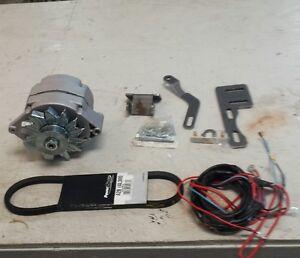 IH Farmall H & Super H  Alternator Conversion Kit 12 Volt w/ Brackets