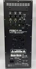 MONTARBO D12A Modulo Amplificatore da incasso per casse Acustiche 1000W
