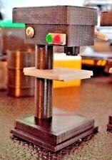 RC 1/10 Scale Black Silver Drill Press Stand Rock Crawler Truck Mini Accessories