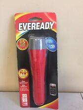 Energizer EVGP21S LED Eveready General Purpose Flashlight Free Shipping