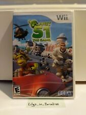 Planet 51: The Game (Nintendo Wii, 2009) Brand New - Sealed - Free Shipping