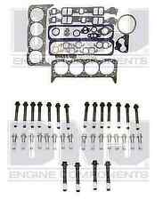 Chevy Head Gasket Set 1987-1995 5.7L V8 OHV with Head Bolts and Valve Stem Seals