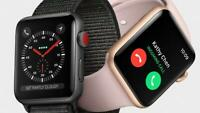 New Apple Watch Series 3 38MM 42MM GPS - Cellular Aluminium Case. Sport / Loop