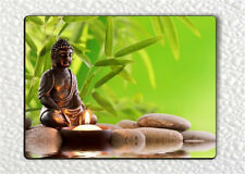 BUDDHA ZEN ATMOSPHERE FRIDGE MAGNET -ldv3Z