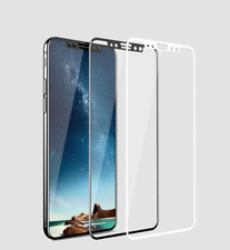 Front and Back FULL CURVED EDGE 3D TEMPERED GLASS SCREEN PROTECTOR For iPhone X