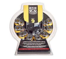 BSB Lager 608 ZZ -16 Teile Set - Abec 9    Inliner  Inline Hockey  Rollschuhe