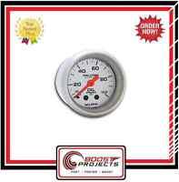 "AutoMeter 2-1/16"" Ultra-Lite Analog Oil Pressure Gauge 0-100 PSI * 4321 *"