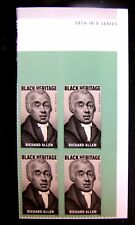 5056 BLACK HERITAGE - RICHARD ALLEN (29TH IN THE SERIES) FOREVER (SEE NOTE)