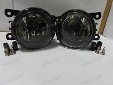 1Pair Fog Spot Light For Mitsubishi Outlander ZG Triton ML Pajero NS NT NW L200