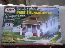Atlas #712 Barb's Bungalow House kit, Building KIT HO Scale (1:87)