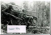 WW 2 Russland am 22.08.42 bei  Kolodesi Kradschtz Btl 59 II Pz. Grenadier Rgt 40