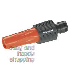 GARDENA Maxi Flo Adjustable Spray Nozzle 19mm 1000kpa Water Flow Control