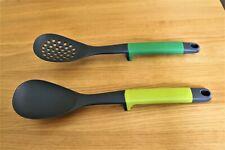 Joseph Joseph 2 Silicone Spoons with Integrated Tool Rest (Unused)