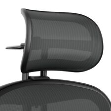 Atlas Suspension Headrest for Herman Miller Aeron Chair - Remastered Graphite