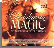 Christmas Magic -- Music CD + A Christmas Without Snow DVD and More!