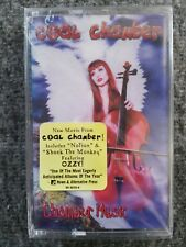 Coal Chamber Chamber Music Cassette w/Sticker -Still Sealed-