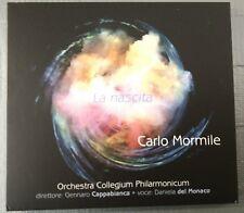 Carlo Mormile Nascita Cd Digipack Orchestra Collegium Philarmonicum Cappabianca