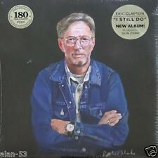 ERIC CLAPTON ~ I STILL DO ~ VINYL LP ~ 180 GRAM AUDIBLE ~ 45 RPM ~ DOUBLE LP SET
