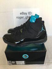 "Men's Nike Air Jordan Retro 11 ""Gamma Blue"" Size 9.5 Concord Space Jam Bred"