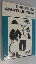 Spaß im Amateuerfilm Rolf Hempel*Tips +Tricks *DDR 1981/ Lachen,Gags,Trickkiste