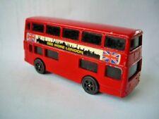 Corgi Juniors - Red DAIMLER FLEETLINE DOUBLE DECKER LONDON Bus