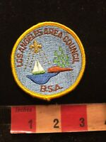 California LOS ANGELES AREA COUNCIL BSA Boy Scouts Patch 86N6