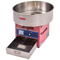Pink Electric Cotton Candy Machine Floss Maker Commercial Carnival Party