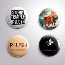 4 Stone Temple Pilots - Pinbacks Badge Button Pin 25mm 1''