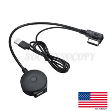 Car Ami Mdi bluetooth Receiver Mp3 Music Interface Adapter Cable For Audi US
