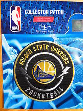 """Licensed NBA Golden State Warriors """"Arena Rock"""" Fan Iron or Sew On Patch"""