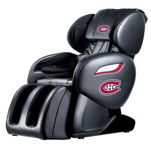 Best Massage Zero Gravity Massage Chair -NHL MONTREAL CAN