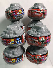 New & Sealed Power Rangers Micro Morphin Mystery/Blind Capsule Lot Of 10