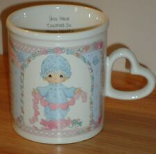 """Precious Moments Very Special Grandma Mug """"You Have Touched So Many Hearts"""""""