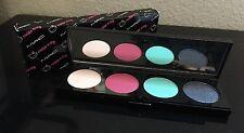 MAC Hello Kitty Too Dolly Eye Shadow Eyeshadow Palette 4 Quad Makeup NIB Limited