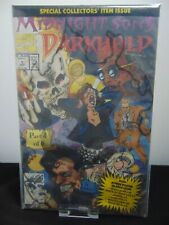 Darkhold (Midnight Sons) #1 (1992) Marvel - With Poly bag & Poster