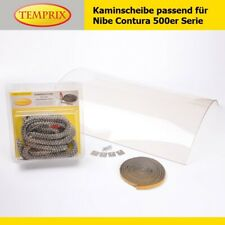 Temprix Kaminglas /& Ofenglas320x300 selbstreinigendOfen Glas auf Maß