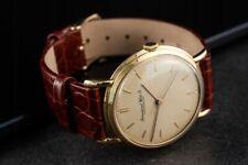 Rare 100% Genuine Oversize 36mm 18K Solid Gold IWC SCHAFFHAUSEN Crab Watch 1948