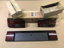 Vauxhall Cavalier MK2 / Opel Ascona C Complete rear lights & decor NOS RARE