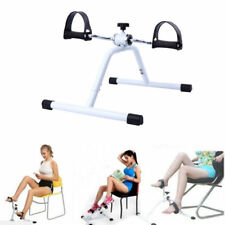 Exercise Bike Pedal Cycle Indoor Leg/Arm Exerciser Fitness Cardio Equipment