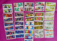 "21 Sets Rainbow Fantasy Fairy Nail Art Stickers Water Decals Transfer C 2.75"" #H"