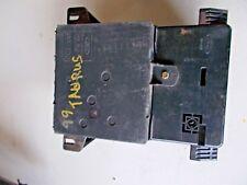 99 FORD TAURUS FUSE BOX JUNCTION BLOCK  MULTIFUNCTION MODULE OEM xfit-14a067-aa
