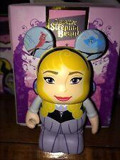 """Briar Rose Chaser 3"""" Vinylmation Figurine Sleeping Beauty Series Aurora"""
