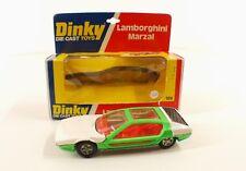 Dinky Toys Gb n° 189 Lamborghini Marzal jamais joué en boîte NMIB