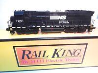 MTH RK Norfolk Southern SD-90MAC  Diesel Locomotive w Loco Sound - #30-2226-0--