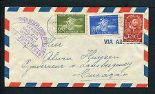 Nederlandse Antillen VOORLOPER FDC V16 _ 27 M, met adres;