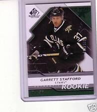 GARRETT STAFFORD AUTHENTIC ROOKIE SP GAME USED 08/09