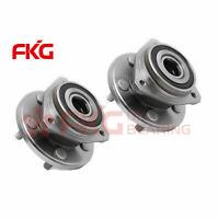 2 Front Left & Right Wheel Hub Bearing Assembly For 93-1998 Jeep Grand Cherokee